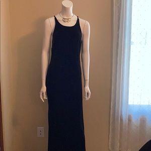 NWT, Rhapsody velvet evening dress size 10